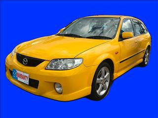 2003 Mazda 323 SP20  Hatch