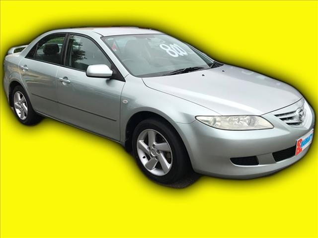 2003 Mazda 6 Classic  Sedan