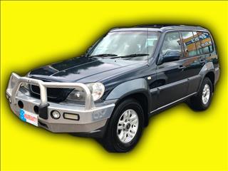 2004 Hyundai Terracan 4wd  Wagon