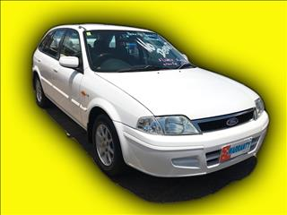 2003 Ford Laser Hatchback  Hatch