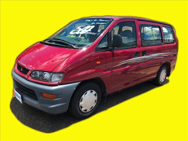 2001 Mitsubishi Starwagon   Wagon