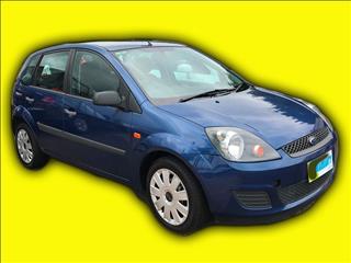 2008 Ford Fiesta WQ LX  Hatch