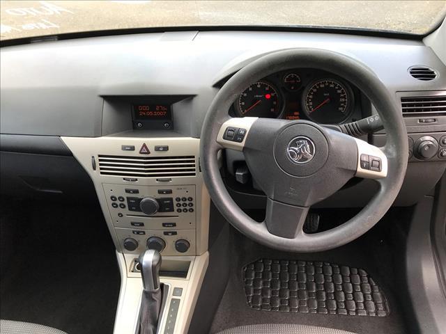 2007 Holden Astra CD AH MY07.5  Hatch