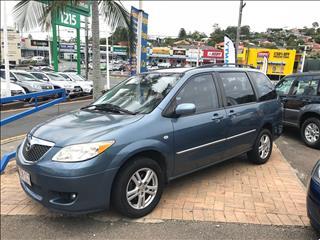 2004 Mazda MPV   Van