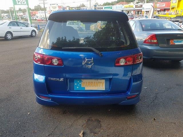 2004 Mazda 2 Genki  Hatch