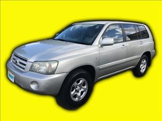 2003 Toyota Kluger CV  Wagon