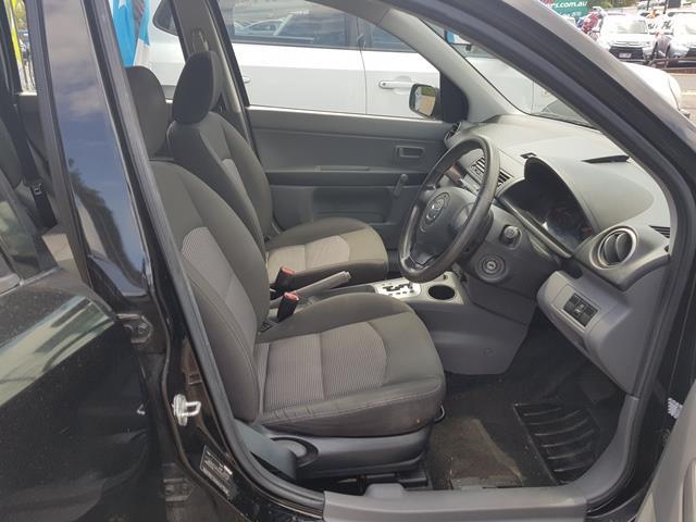 2005 Mazda 2   Hatch
