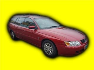 2003 Holden Commodore VY11 Acclaim  Wagon