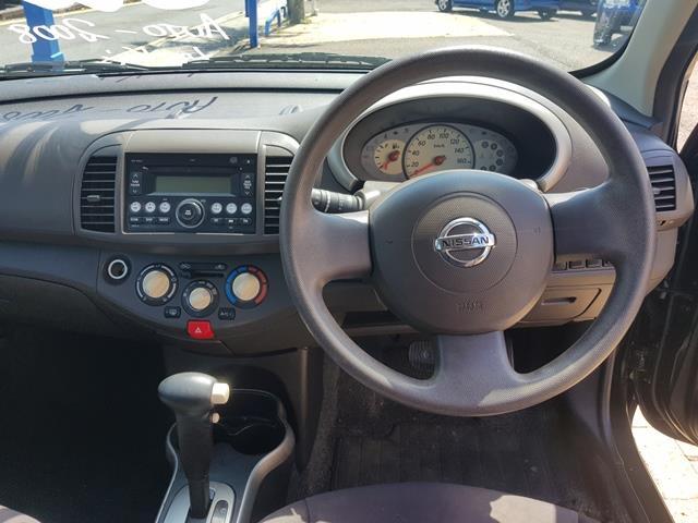 2008 Nissan Micra K12  Hatch