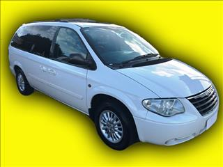 2006 Chrysler Voyager RG Grand LX  Wagon