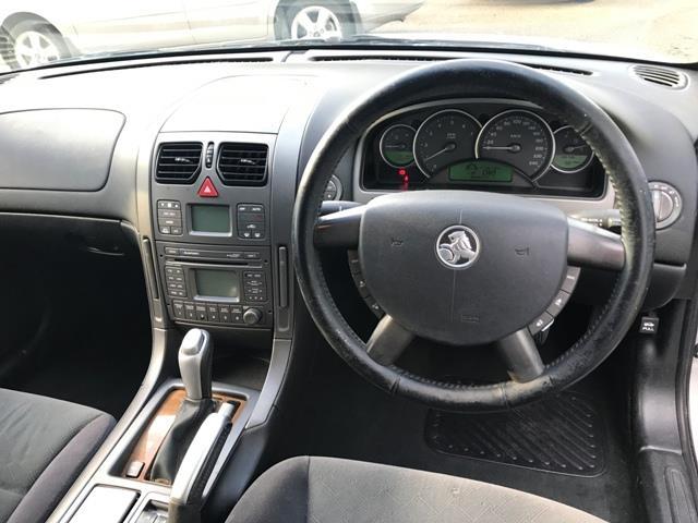 2003 Holden Berlina VYII  Sedan
