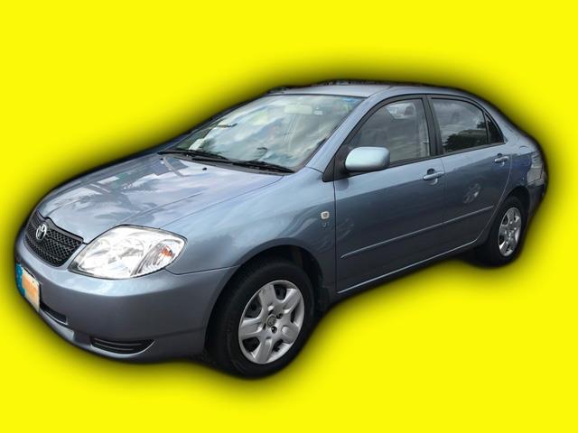 2002 Toyota Corolla   Sedan