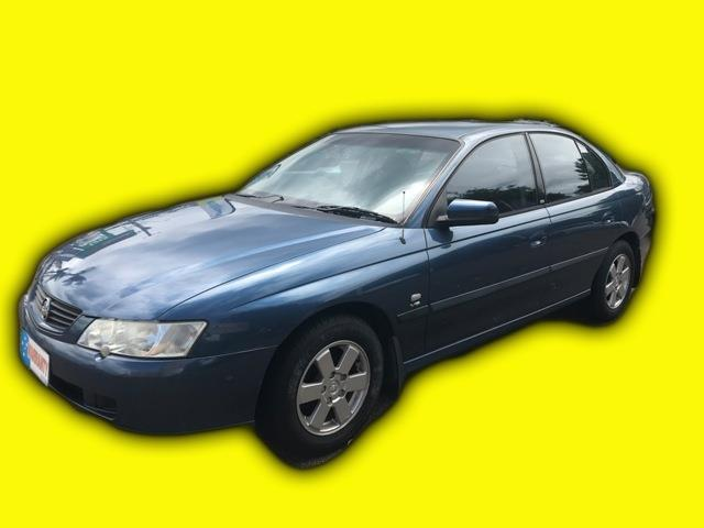 2003 Holden Commodore VY Acclaim  Sedan