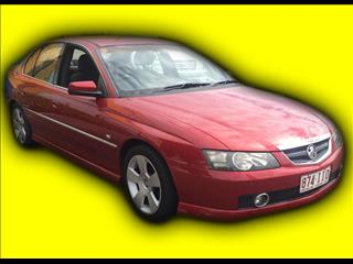 2003 Holden Calais VY Ser II Sedan