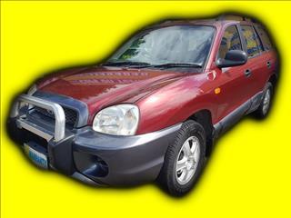 2001 Hyundai Santa Fe GL 4x4  Wagon