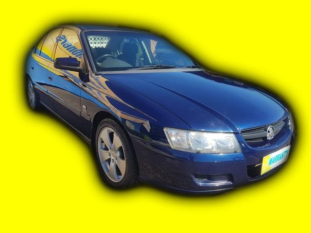 2004 Holden Commodore VZ Acclaim Sedan