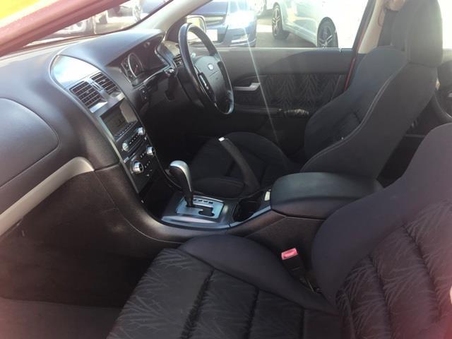 2005 Ford Falcon XR6 Sedan