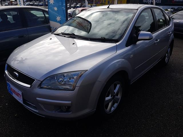 2005 Ford Focus LX LS Hatch