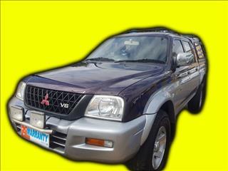 2003 Mitsubishi Triton GLS Ute