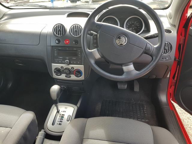 2006 Holden Barina TK Hatch