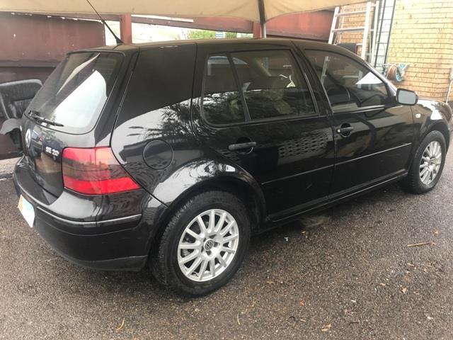 2002 Volkswagen Golf SE 2.0 Hatch