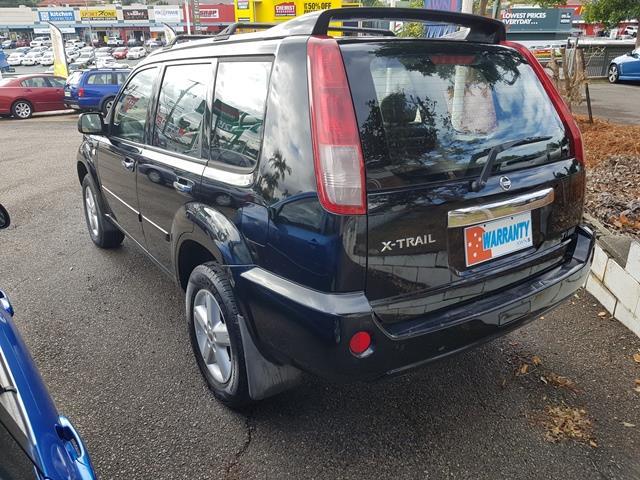 2004 Nissan X-Trail Ti Wagon