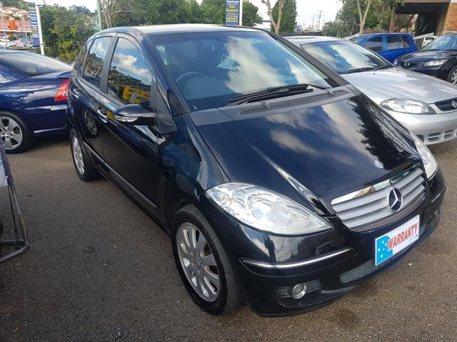 2005 Mercedes-Benz A200 Elegance W169 Hatch