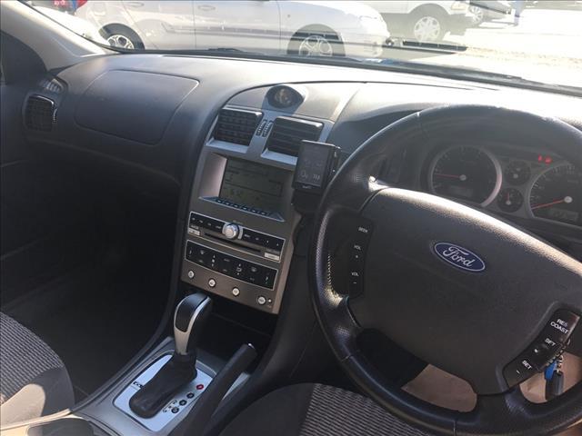 2007 Ford Falcon ES Sedan