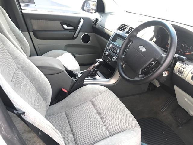 2007 Ford Territory TX SY 4x4 Wagon