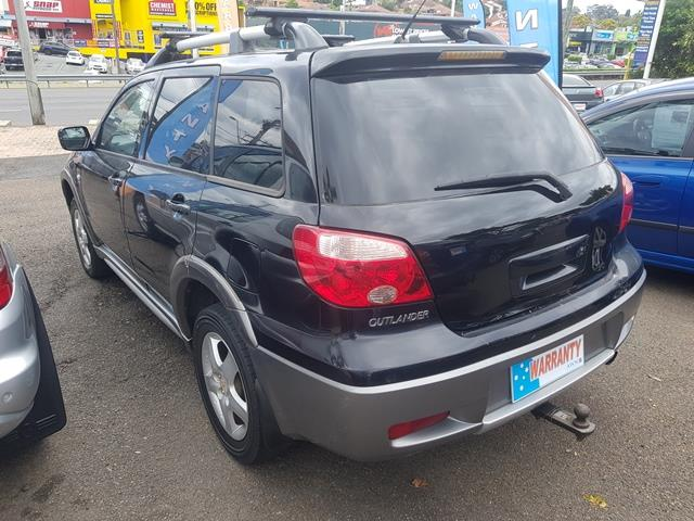 2005 Mitsubishi Outlander LS Wagon