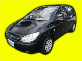 2009 Hyundai Getz MY07 S Hatch