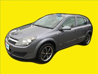 2006 Holden Astra AH CD Hatch