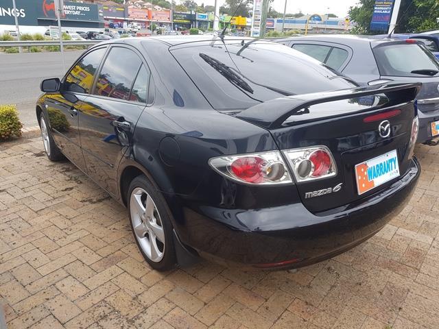 2004 Mazda Mazda6 Luxury Hatch