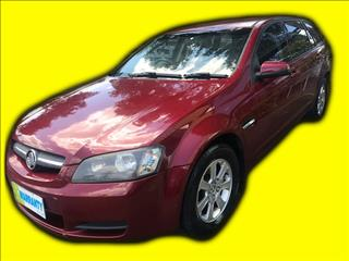 2009 Holden Commodore VE MY09.5 Omega Sportwagon Wagon