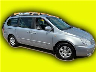 2006 Kia Grand Carnival EX Wagon