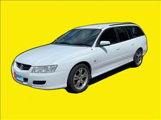 2007 Holden Commodore Acclaim Wagon
