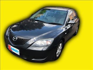 2004 Mazda Mazda3 Neo BK Hatch
