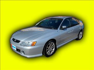 2003 Holden Commodore S VY Supercharged MPFI Sedan