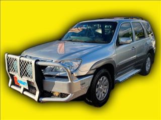 2006 Mazda Tribute Luxury Wagon