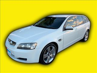 2008 Holden Commodore Omega Wagon