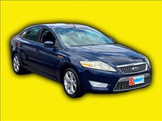 2007 Ford Mondeo MA Zetec Hatch