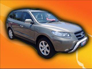 2009 Hyundai Santa fe Elite CRDI Wagon