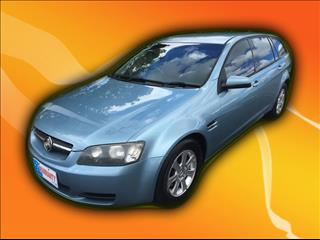 2008 Holden Commodore VE MY09 Omega Wagon
