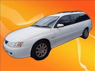 2003 Holden Commodore Vy II 25th Anniversary Wagon