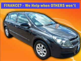 2005 Holden Astra AH MY05 CD Hatch