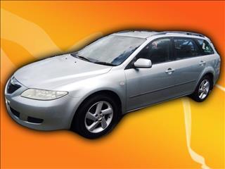 2003 Mazda Mazda6 Classic Wagon