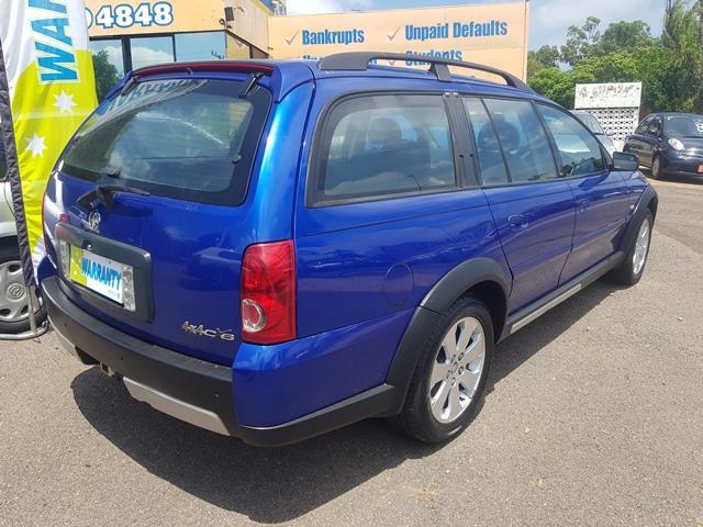 2006 Holden Adventurer CX6 Adventurer VZ  Wagon