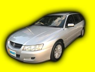 2005 Holden Commodore VZ Acclaim  Wagon