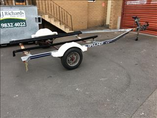18ft bayliner boat trailer