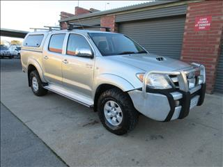 2007 TOYOTA HILUX SR5 (4x4) KUN26R 07 UPGRADE DUAL CAB P/UP